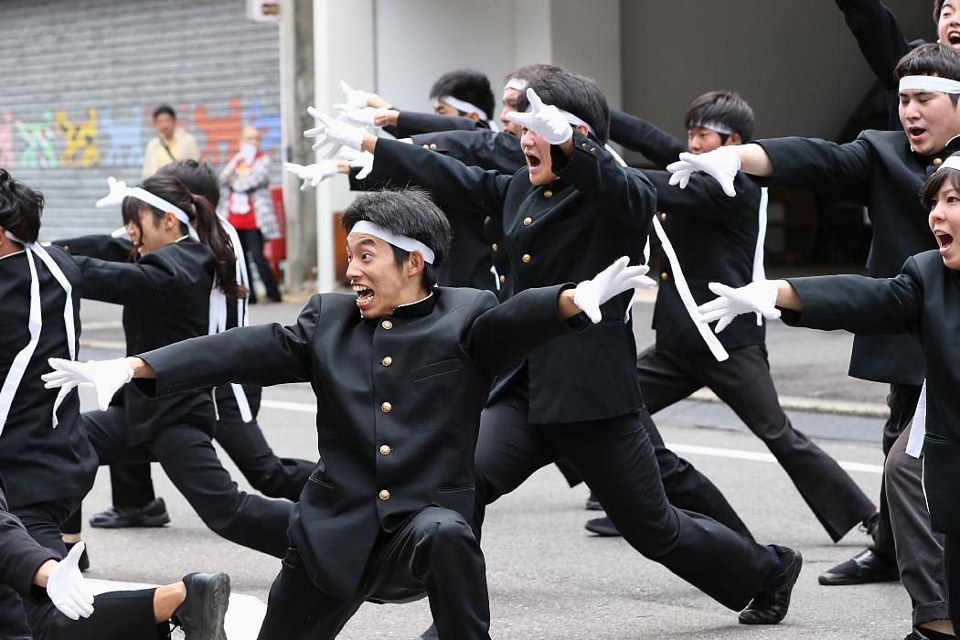 青春応援団 我無沙羅 @ 第13回犬山踊芸祭_c0187584_10332269.jpg