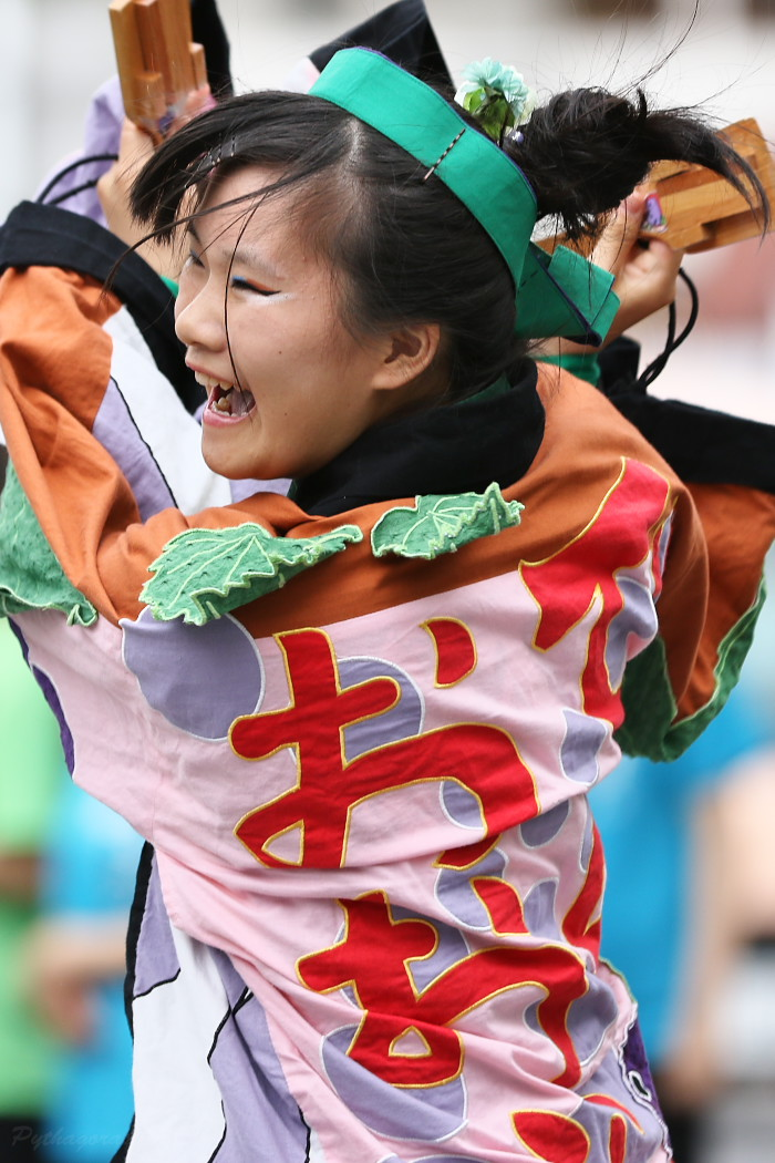でらおおぶ @ 第13回犬山踊芸祭_c0187584_7475630.jpg