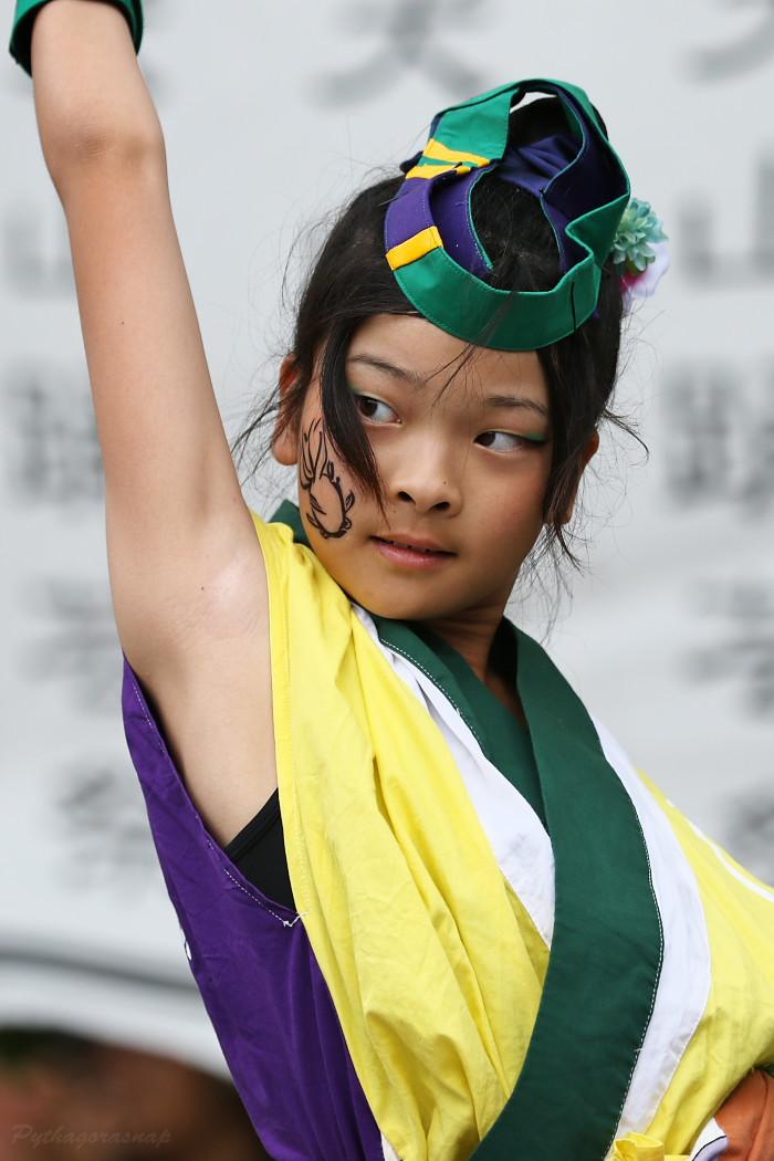 でらおおぶ @ 第13回犬山踊芸祭_c0187584_7513637.jpg