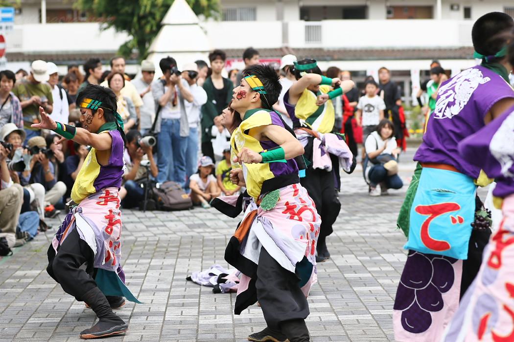でらおおぶ @ 第13回犬山踊芸祭_c0187584_7515473.jpg