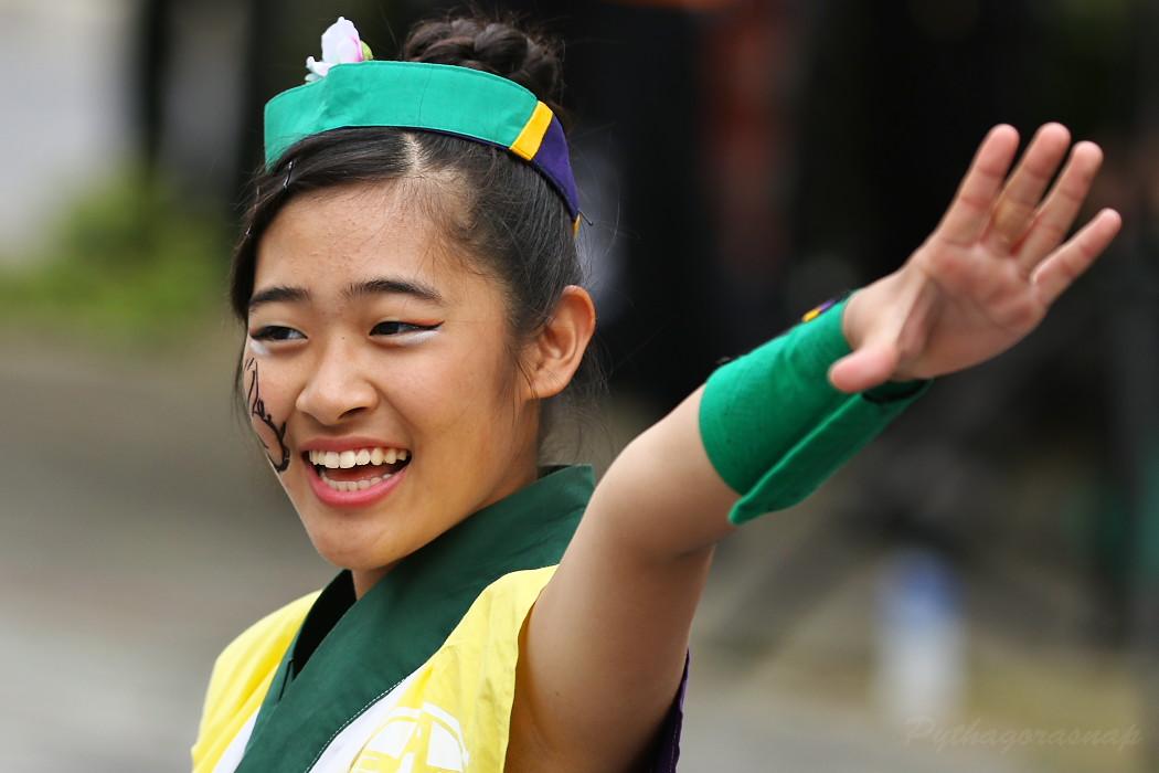 でらおおぶ @ 第13回犬山踊芸祭_c0187584_7521930.jpg