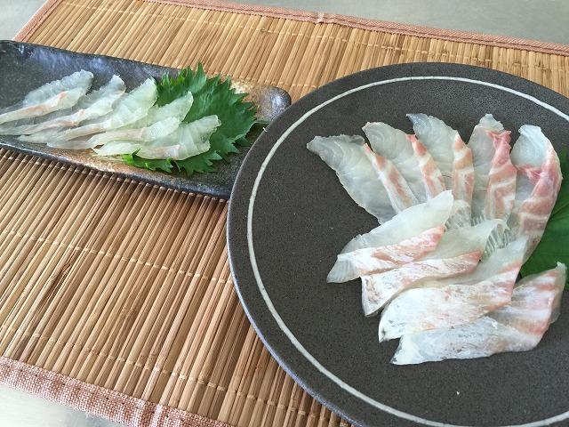 3週連続 魚のさばき方教室_d0268290_6282319.jpg