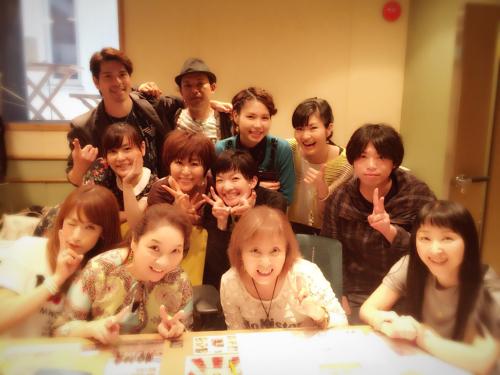 アニソン女子部LIVEにて熊本地震チャリティーCD販売決定!_a0114206_21185252.jpg
