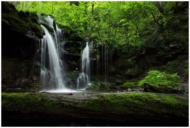 猿壺の滝(さるぼのたき)_d0272207_9561656.jpg