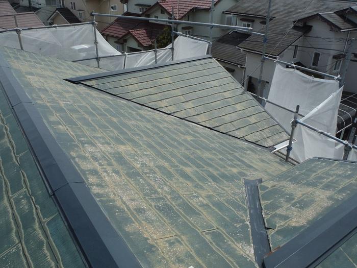 入居前リフォーム ~ 塗装工事から開始です。_d0165368_4335825.jpg