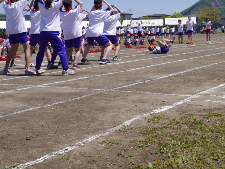 八郎潟小学校運動会&町民運動会_f0329091_22465419.jpg