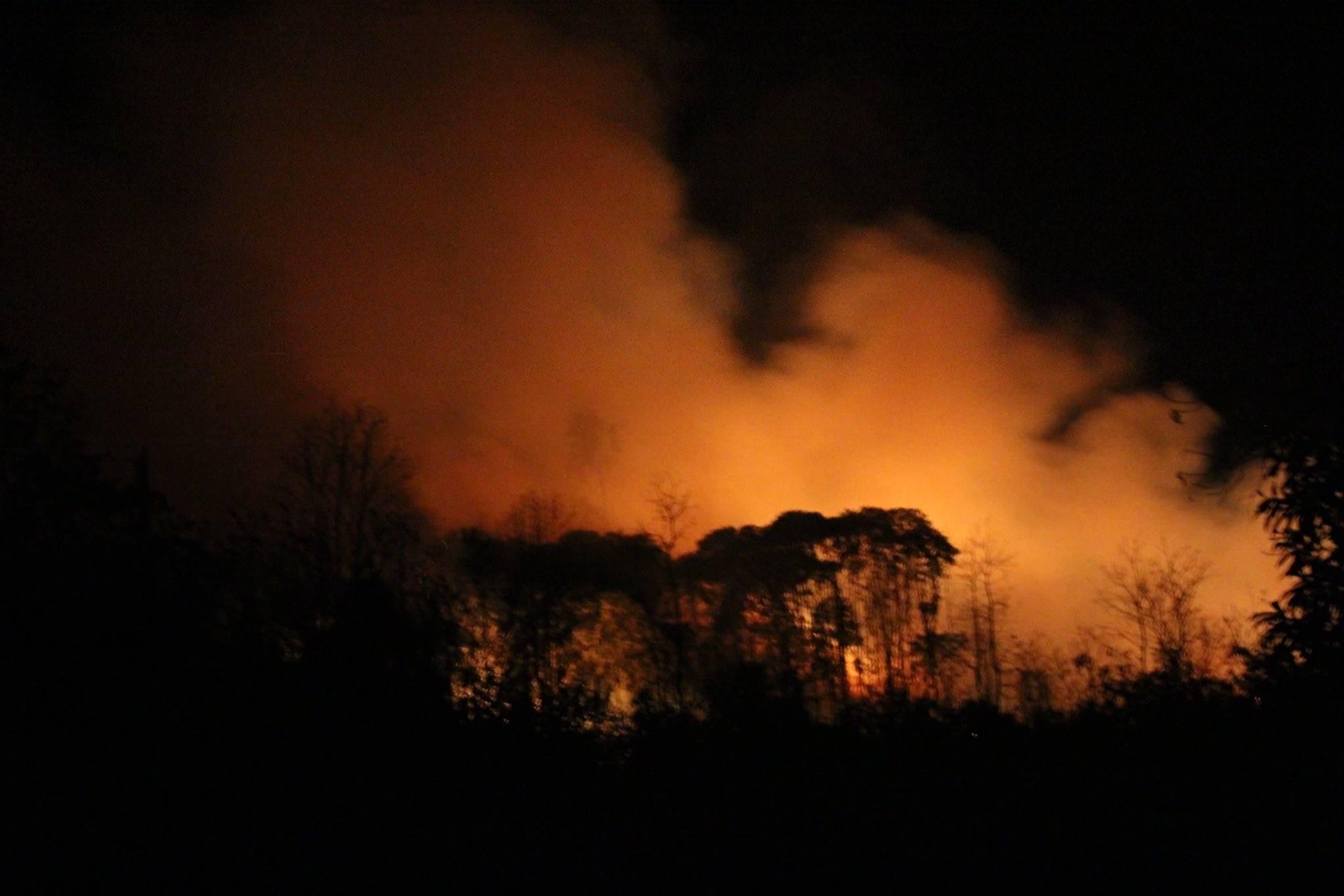 昨年の火災の消火現場_d0135210_9463643.jpg