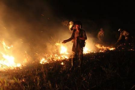 昨年の火災の消火現場_d0135210_9483684.jpg