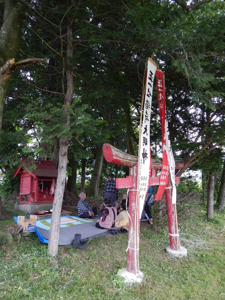 稲荷祭に_c0111229_1912687.jpg