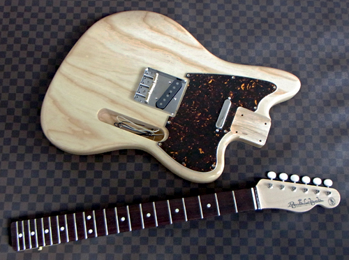 「Fast JMT & Moderncaster T #034」2種の塗装完了。_e0053731_1515282.jpg
