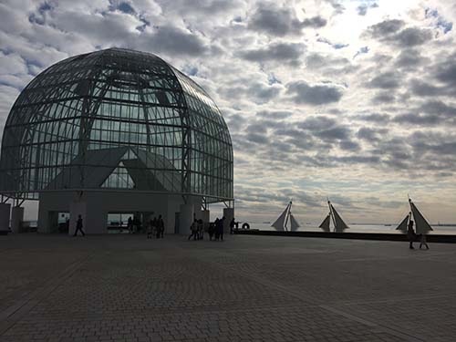 「葛西臨海水族園」を設計した建築家_f0170331_16205098.jpg