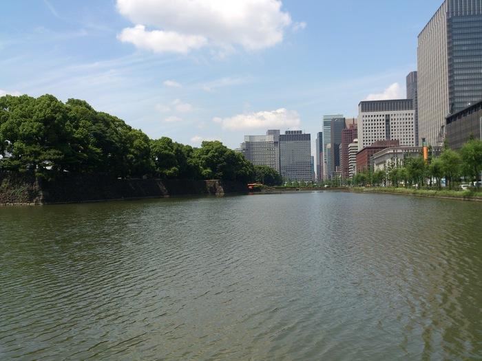 """""""数寄屋橋から日比谷、皇居前、丸の内界隈を。。。""""_d0153941_1555680.jpg"""