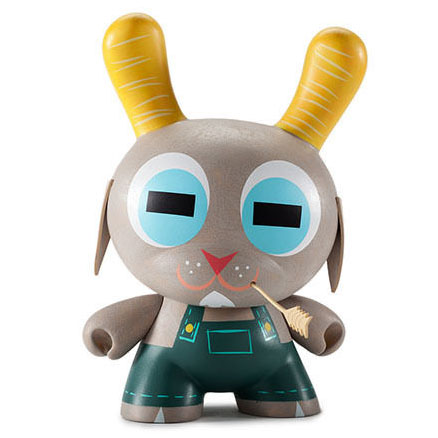 "Buck Wethers 8"" Dunny \""WHITE\"" by Amanda Visell_e0118156_15213093.jpg"