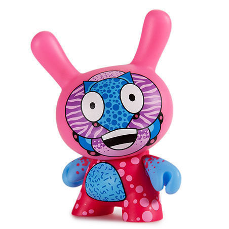 "Codename Unknown 5"" Dunny \""PINK\"" by Sekure D_e0118156_15363797.jpg"