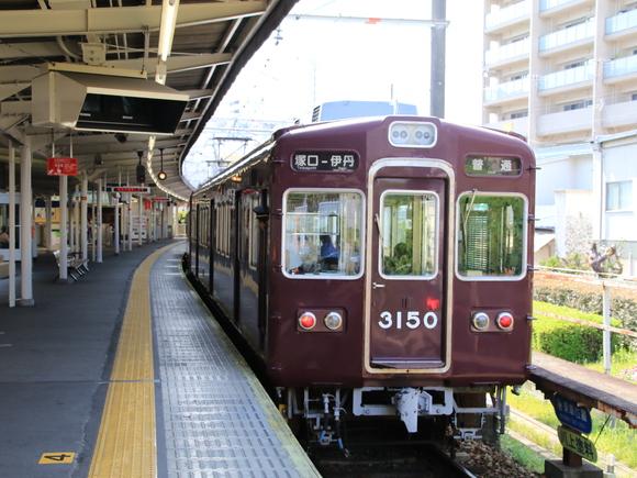 阪急伊丹線 3150F _d0202264_16345948.jpg