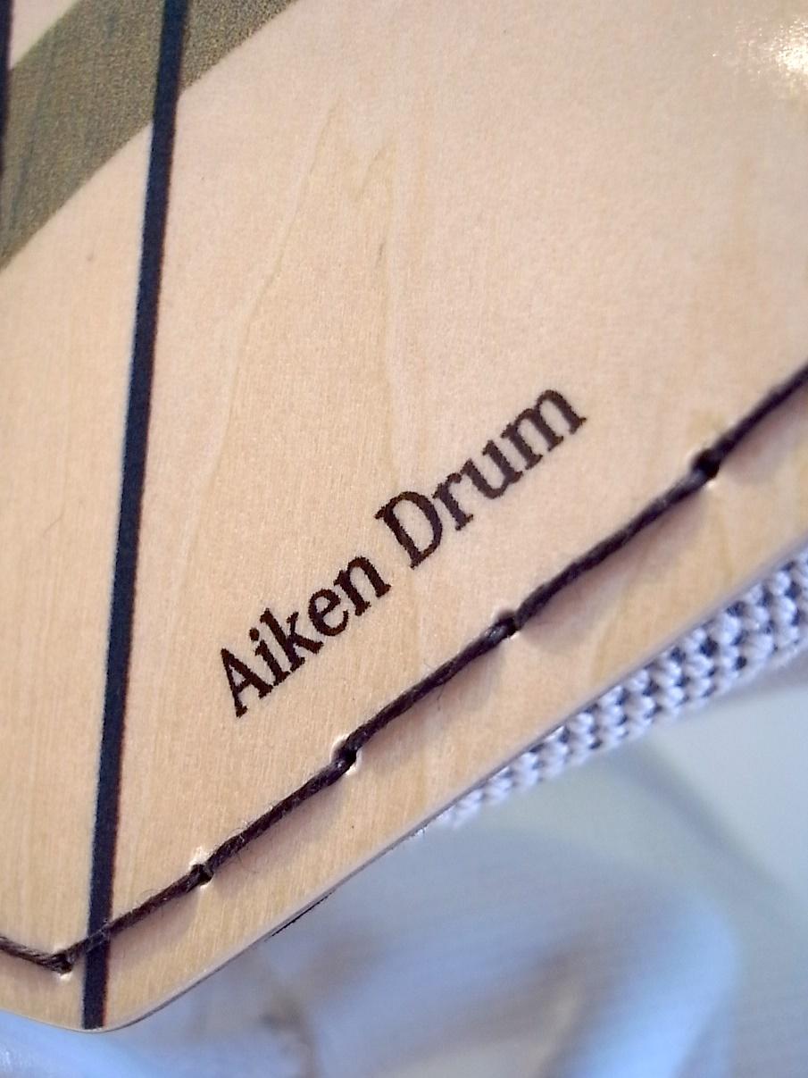 Aiken Drum お客様のオーダー品_c0176078_15321368.jpg