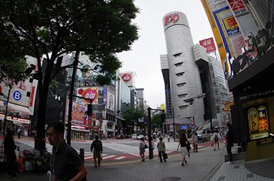 6月9日(木)今日の渋谷109前交差点_b0056983_15554589.jpg