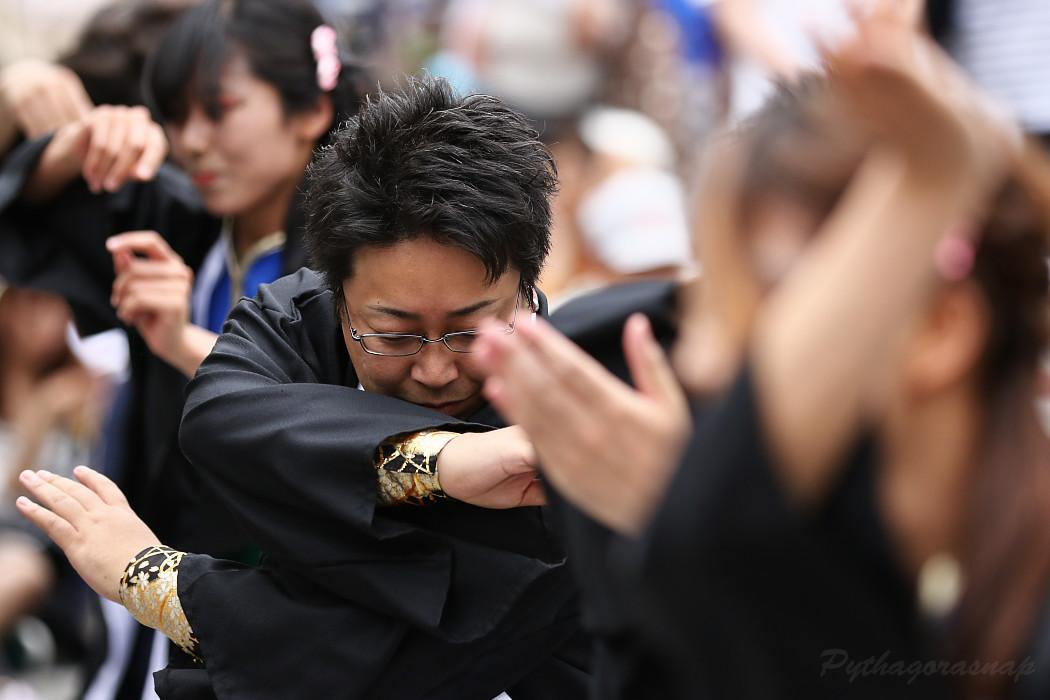 江南よさこい連~kohga~ @ 第13回犬山踊芸祭_c0187584_8375237.jpg