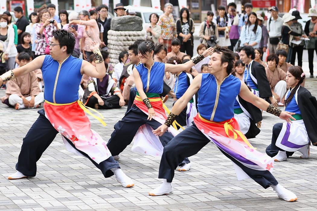 江南よさこい連~kohga~ @ 第13回犬山踊芸祭_c0187584_8391565.jpg