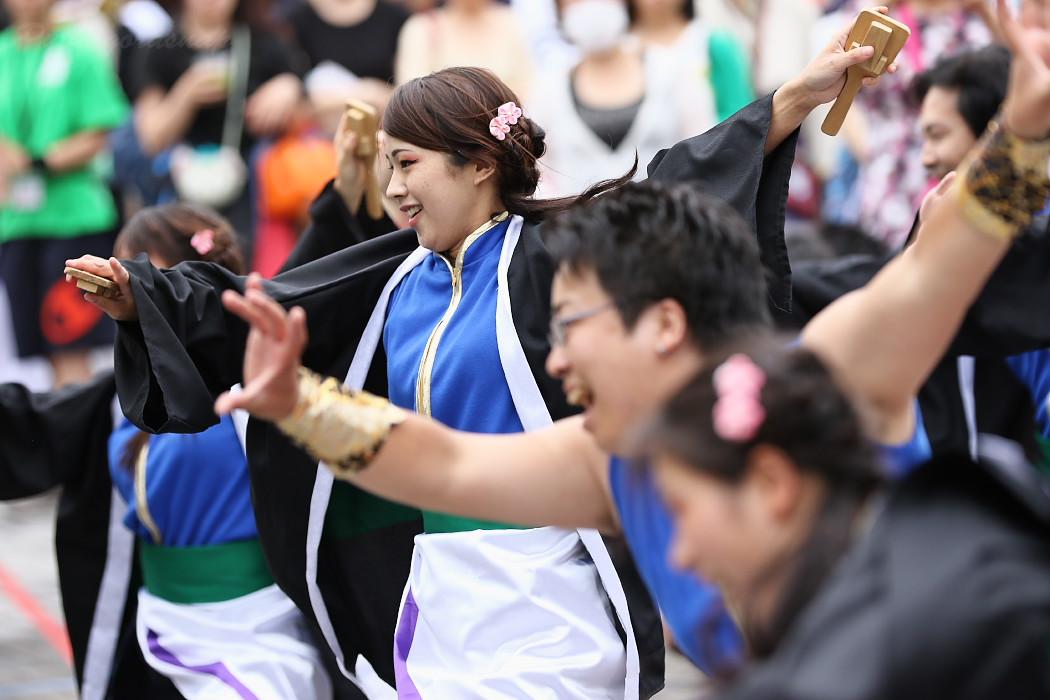 江南よさこい連~kohga~ @ 第13回犬山踊芸祭_c0187584_8411562.jpg