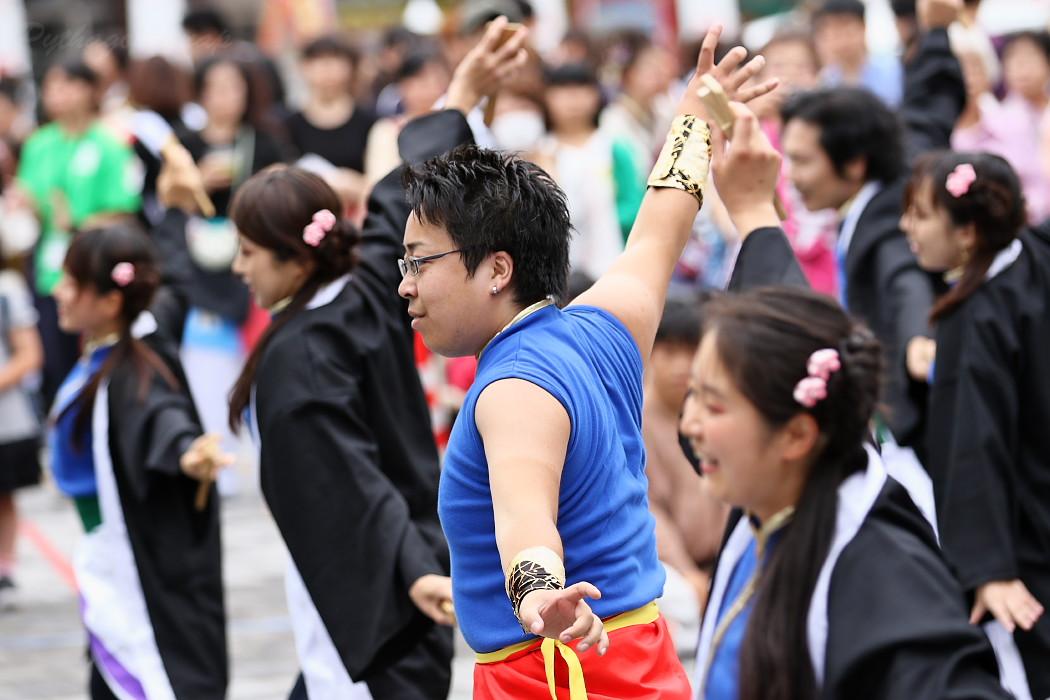 江南よさこい連~kohga~ @ 第13回犬山踊芸祭_c0187584_8412463.jpg