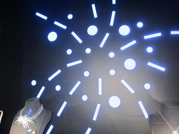 """フォーラムギャラリー「TASAKI \""""dazzle night sky\""""」プレスプレゼンテーション♪_d0339889_19581137.jpg"""