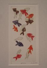 栫 美奈子 銅版作品展 憧憬 始まりました_c0218903_850487.jpg