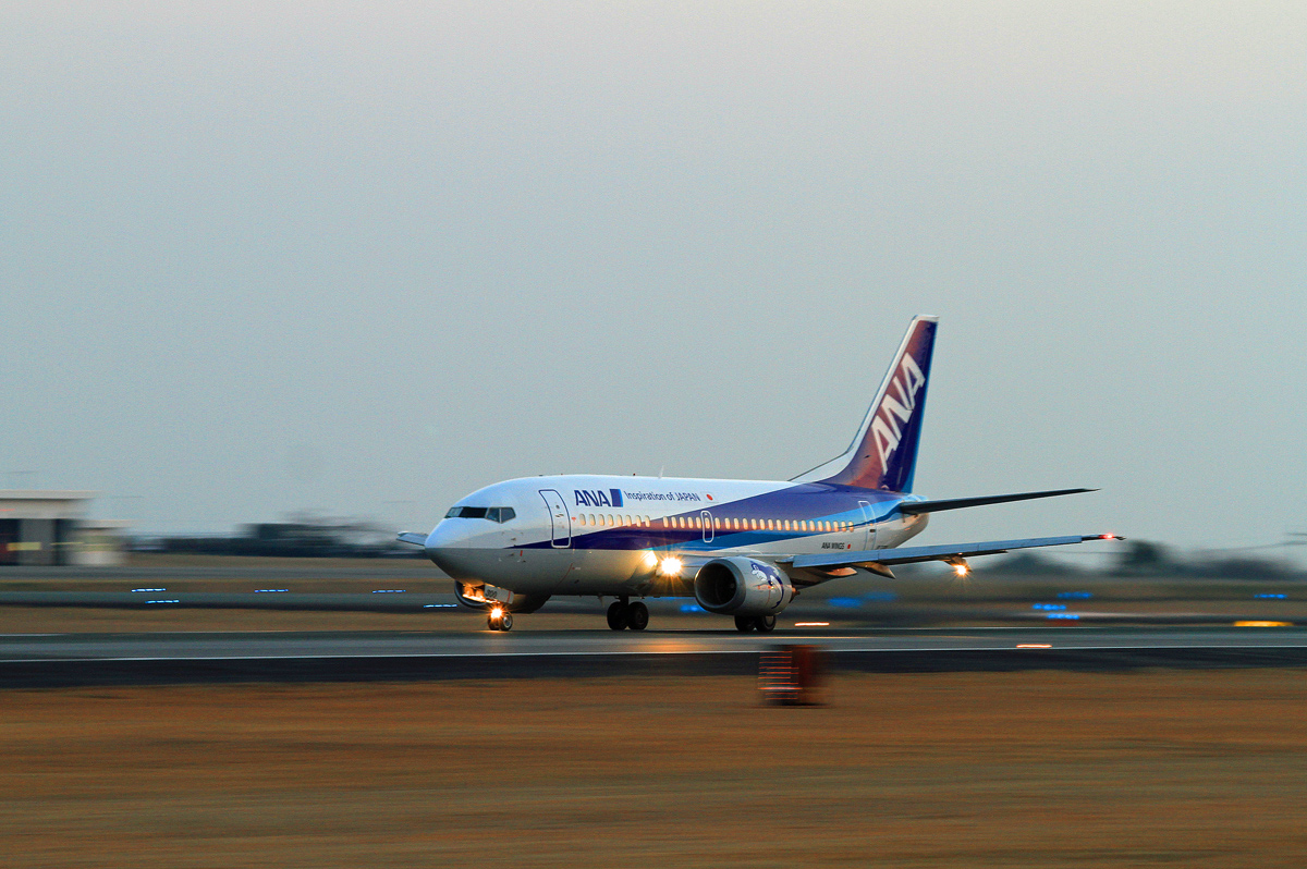ASO kumamoto AIRPORT IN  BLUE。_b0044115_8365749.jpg