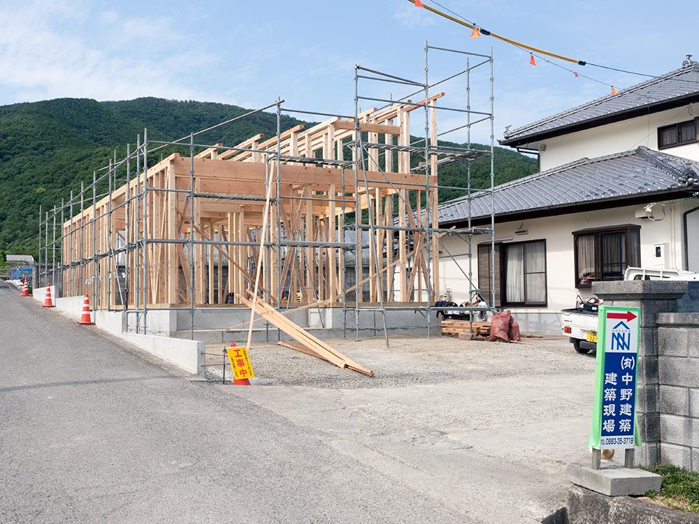 片流れ屋根の木造平屋の家 ─第1回─_a0163962_15352463.jpg