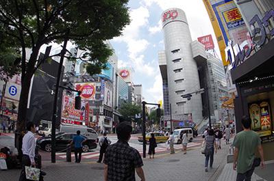 6月10日(金)今日の渋谷109前交差点_b0056983_11291663.jpg