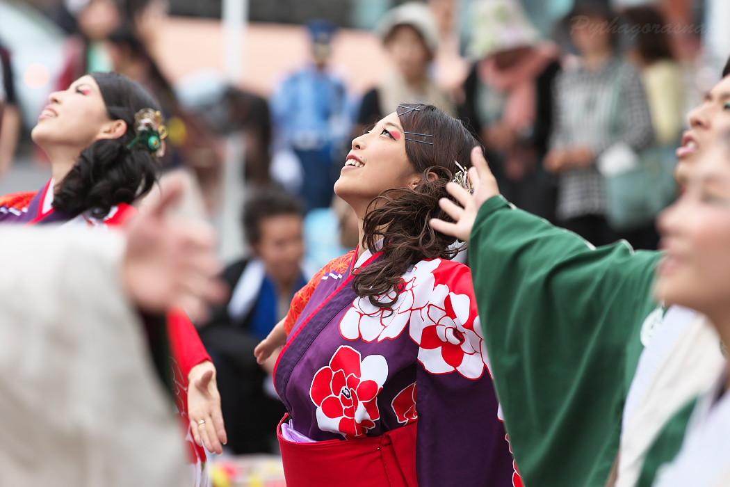 守破離 @ 第13回犬山踊芸祭_c0187584_9213563.jpg
