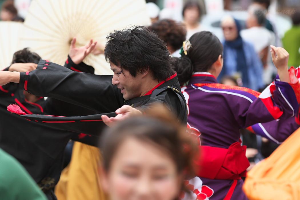 守破離 @ 第13回犬山踊芸祭_c0187584_9235638.jpg