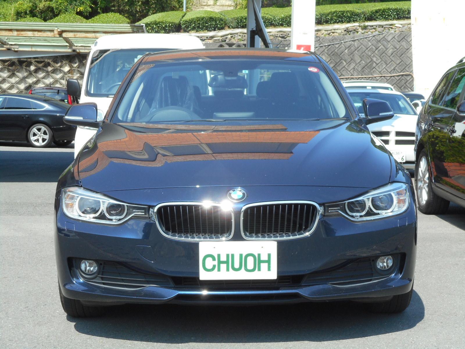 BMW 320d入りました!_c0267693_17521315.jpg