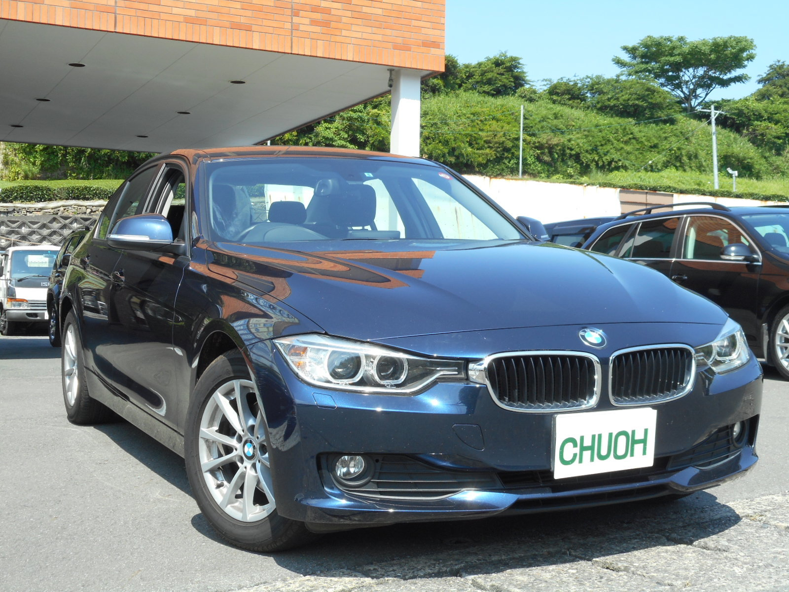 BMW 320d入りました!_c0267693_17521699.jpg