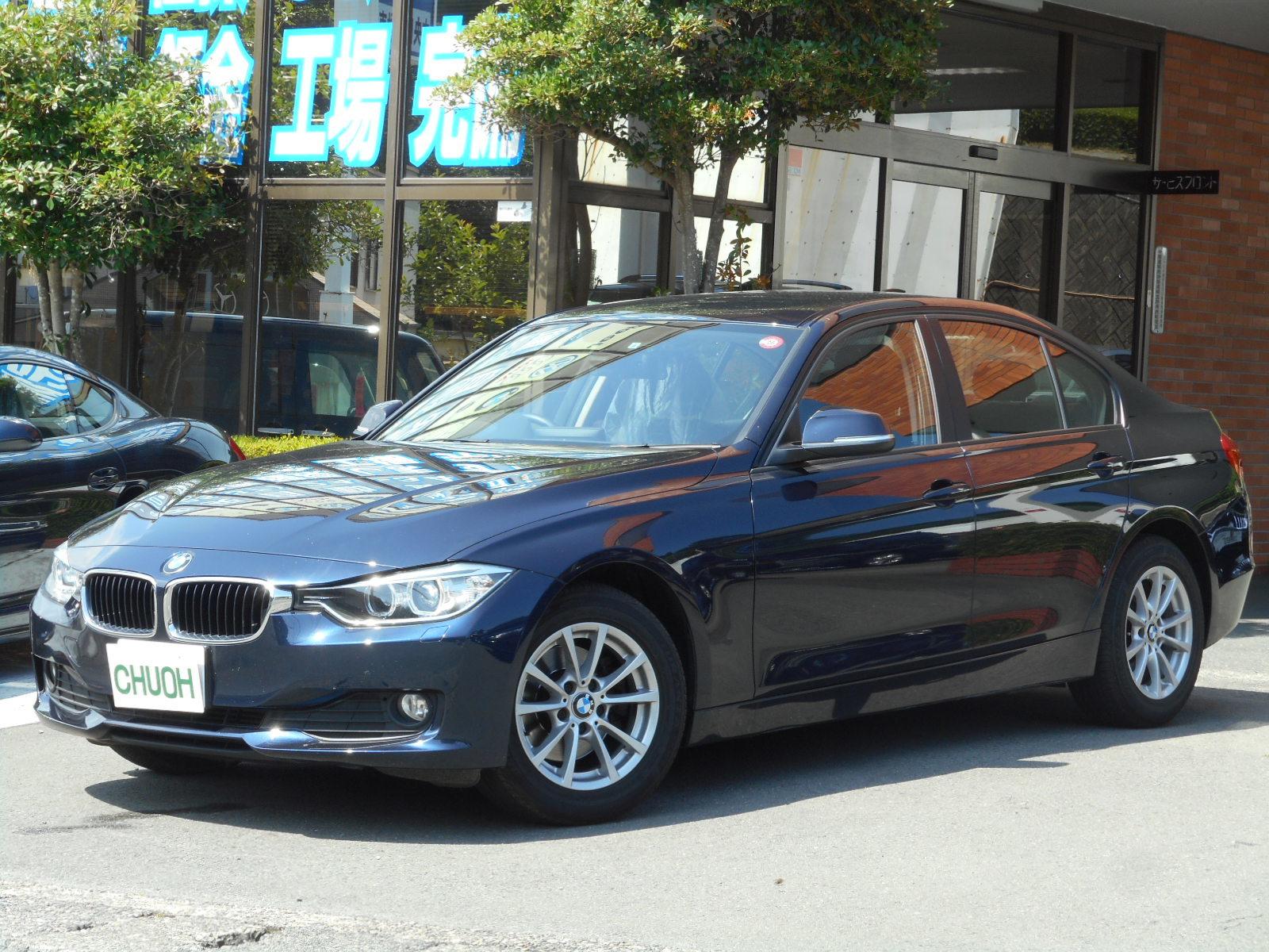 H24年式BMW320d 車両情報_c0267693_17521994.jpg