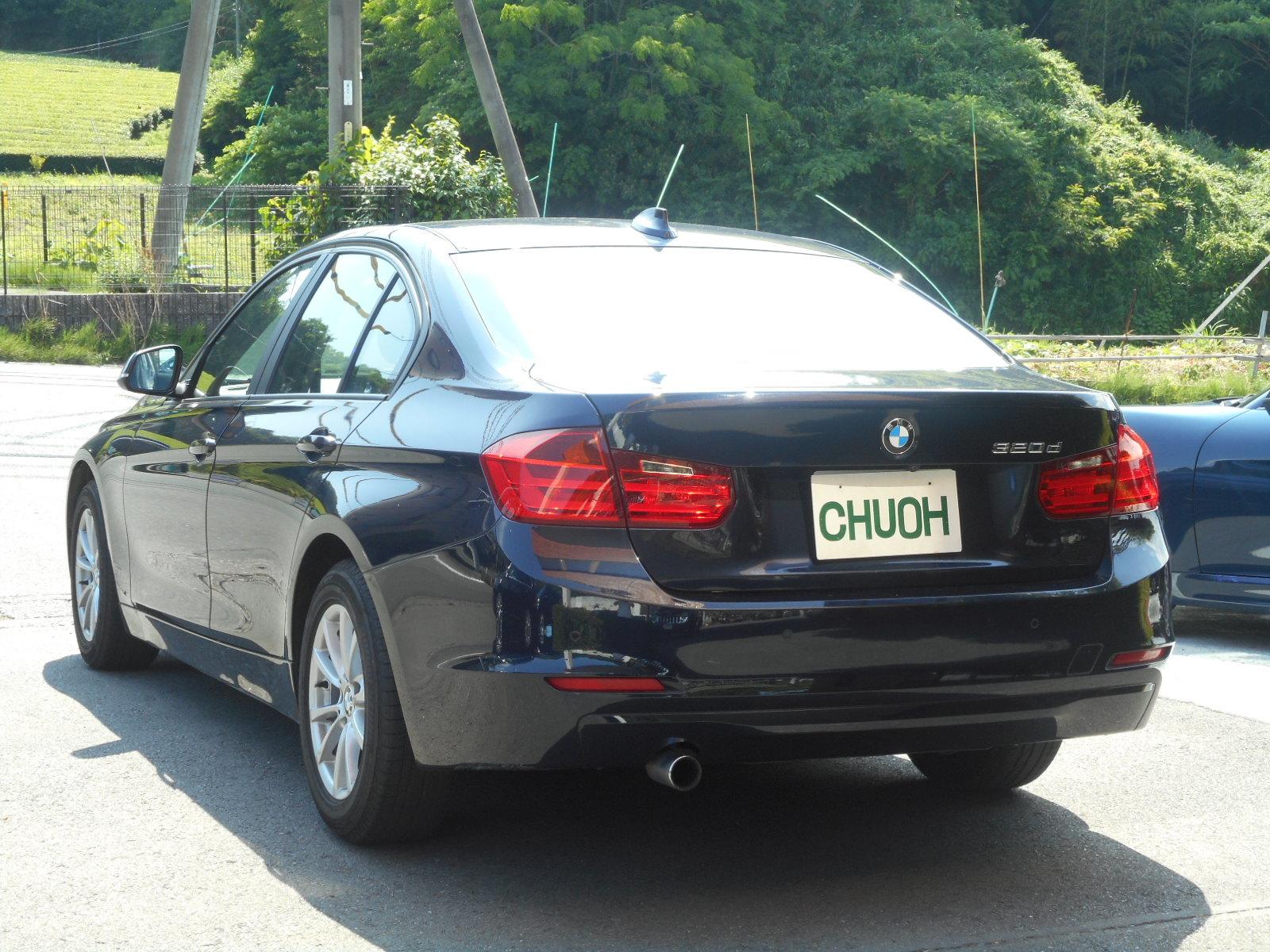 BMW 320d入りました!_c0267693_17522418.jpg