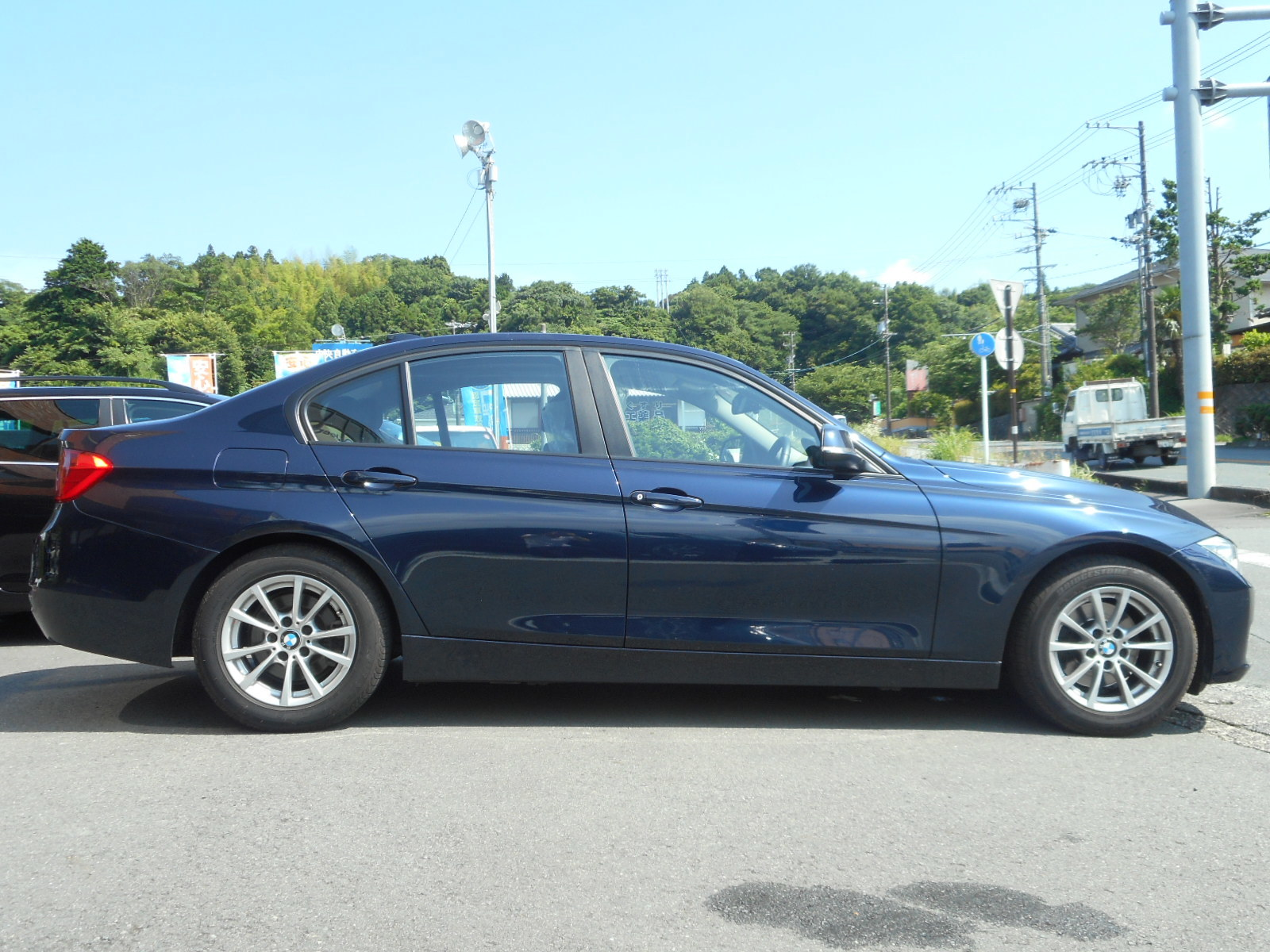 BMW 320d入りました!_c0267693_17525600.jpg