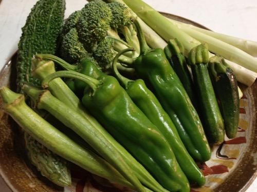緑野菜_f0232994_10484398.jpg