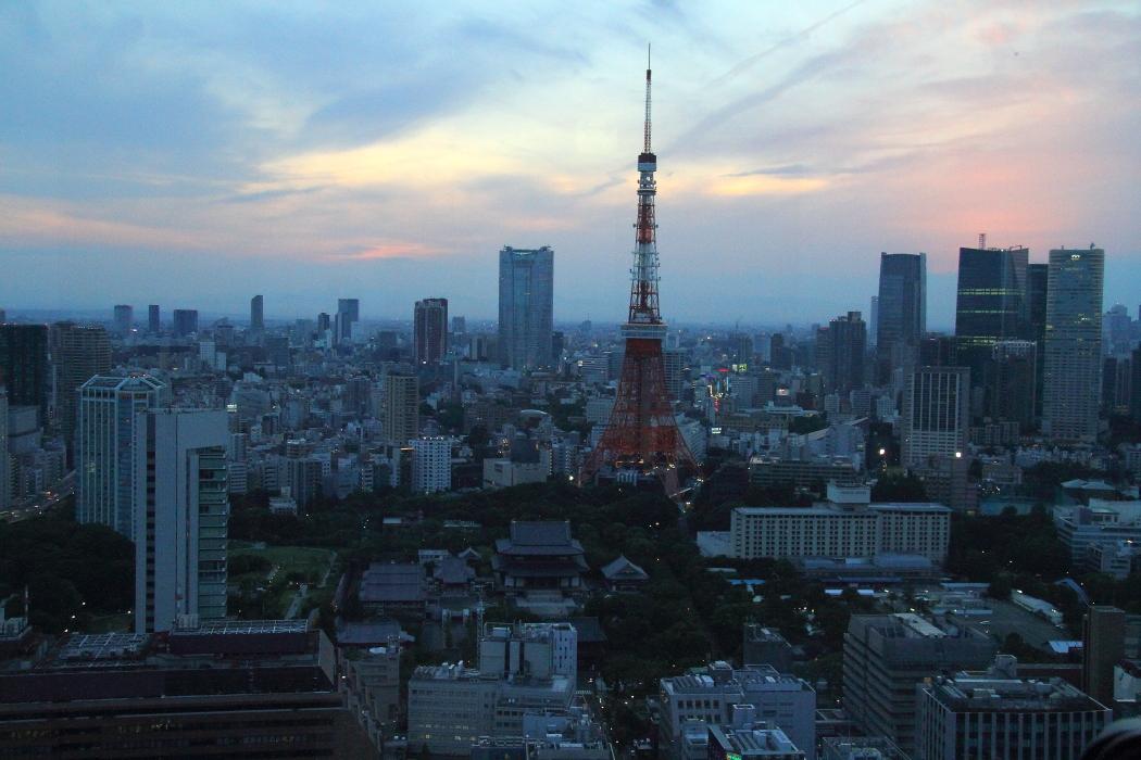 夕暮れ迫る東京を黄色い幸運が駆ける - 2016年・ドクターイエロー -_b0190710_23541115.jpg