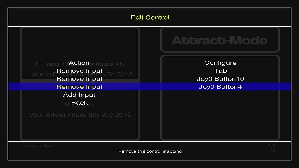 Attract Mode with RetroPie : てきとうにブログ