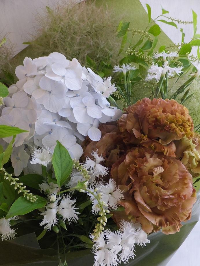 オークリーフ(父の日のおすすめ花束)_f0049672_13313642.jpg