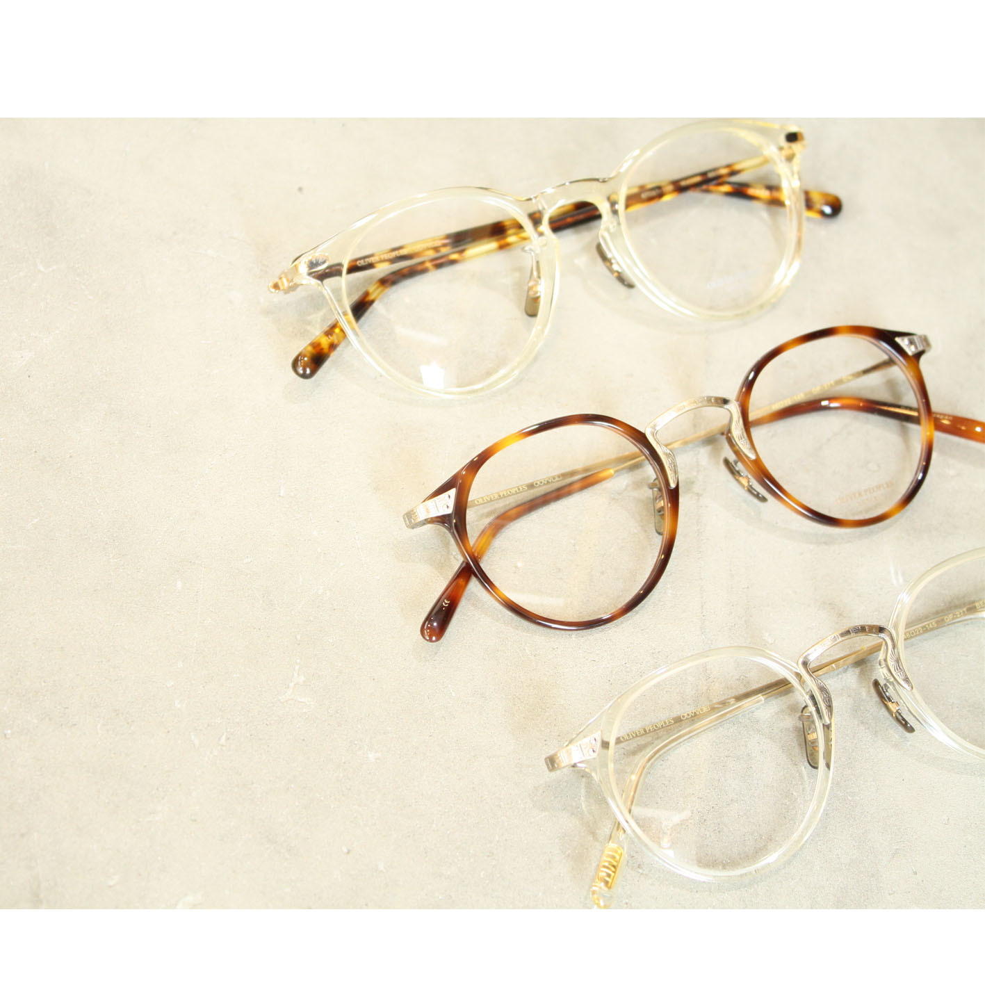 OLIVER PEOPLES 2016 NEW ARRIVAL_f0208675_16274084.jpg