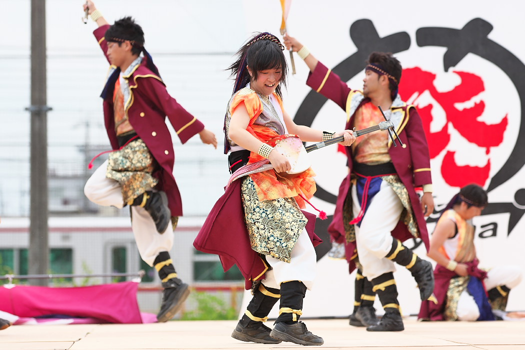 Meetiα @ 第13回犬山踊芸祭_c0187584_981294.jpg