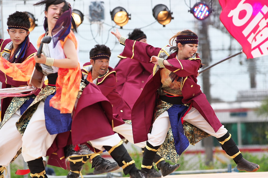 Meetiα @ 第13回犬山踊芸祭_c0187584_982257.jpg