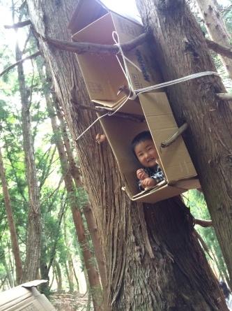 親子自然体験の一日。大成功??_f0101226_23092808.jpg