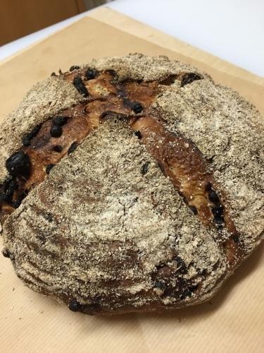 うっかり......&試作したパン。_c0224253_12003804.jpg