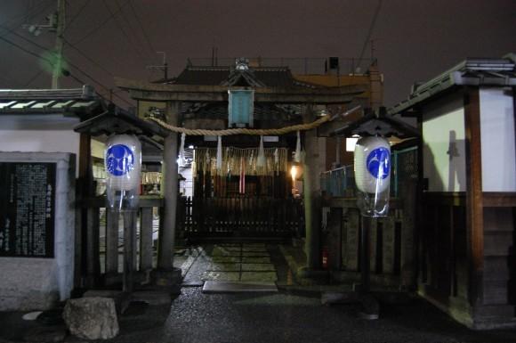 島原遊郭ぞめき 燈籠_f0347663_11101987.jpg