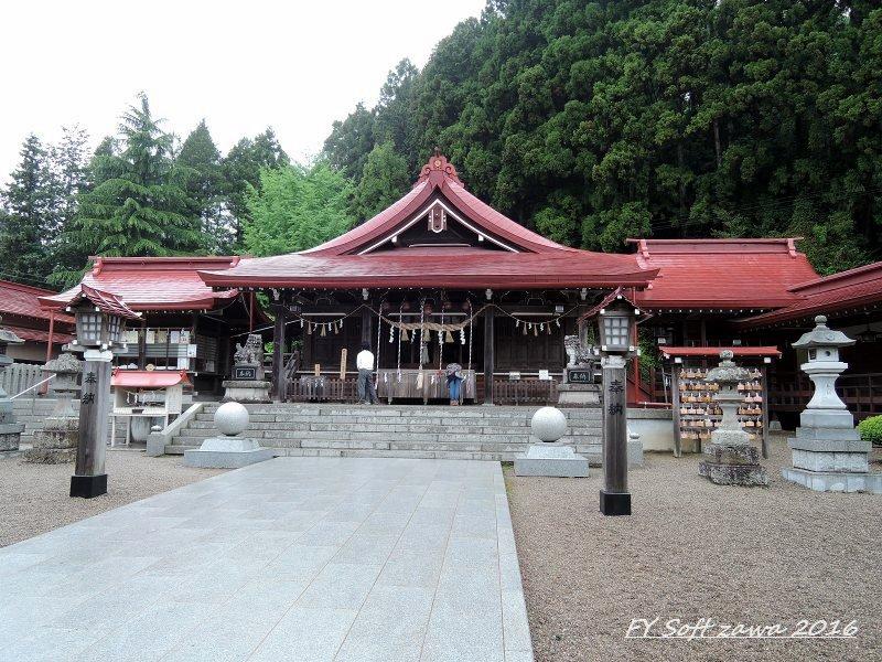 ◆ 久々の車旅で北へ、その16 「金蛇水神社」へ (2016年5月)_d0316868_7423838.jpg