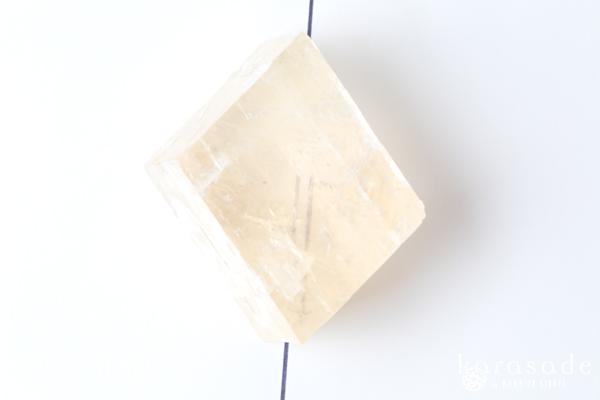 オプティカルカルサイト原石(メキシコ産)_d0303974_1821498.jpg