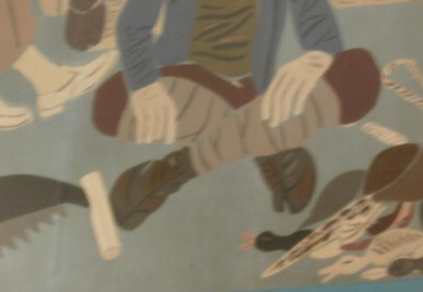 上野駅中央改札上の壁画の怪!_d0000995_04019.jpg